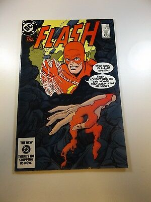 The Flash #336 VF- condition Huge auction going on now!