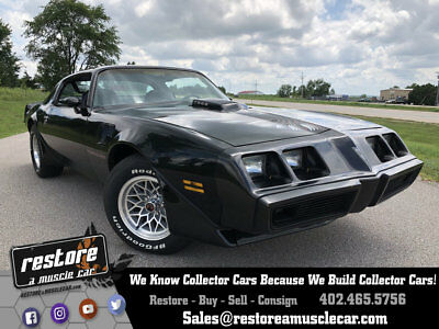 1979 Pontiac Trans Am - W72 400 - 4spd, WS6 T-Tops Restored - Survivor 1979 Trans AM W72 400 - 4spd, WS6 T-Tops Restored - Survivor