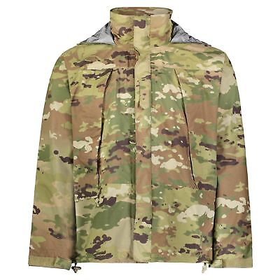 US GI Gen III ECWCS Level 6 Cold Wet Weather Gore-Tex Rain Parka OCP/Scorpion