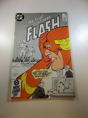 The Flash #344 VF- condition Huge auction going on now!