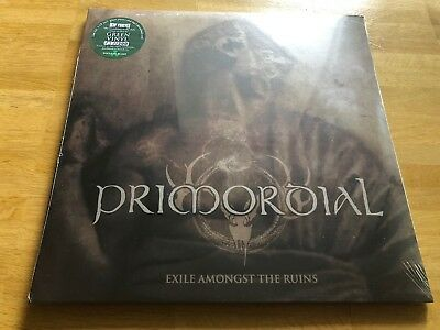 PRIMORDIAL - Exile amongst the ruins lim.200 green Vinyl  2LP Neu ab 1€