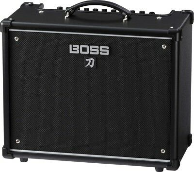 "Boss KTN-50 Katana 50 1x12"" Guitar Amplifier FREE 2DAY"