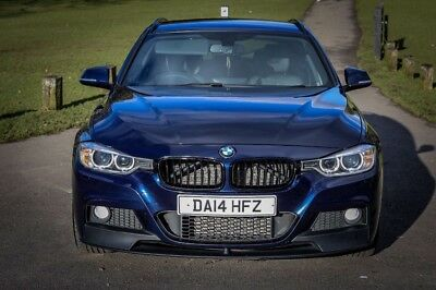 BMW 320D M Sport + Genuine M Performance + Fully Loaded + Not 330 335 Gtd 520