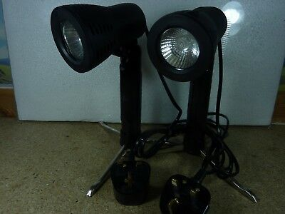 Photographic Lighting Units  x2  Brand New & Boxed. ( like Ex-Pro LS200 units )
