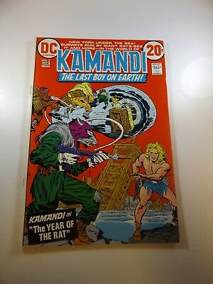 Kamandi #2 FN/VF condition w/ Mark Jewelers insert Huge auction going on now!