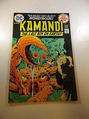 Kamandi #21 VF condition Huge auction going on now!
