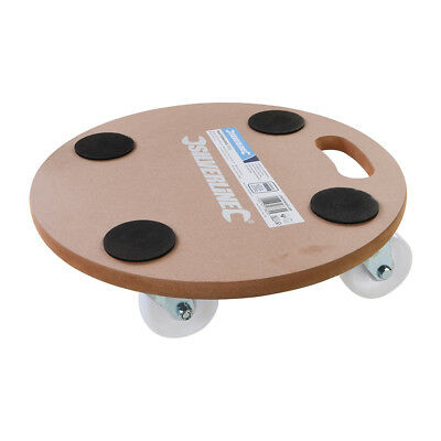 Silverline Round Platform Dolly 250kg