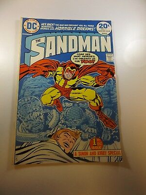 Sandman #1 1974 series FN condition Huge auction going on now!