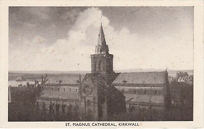 St. Magnus Cathedral, KIRKWALL, Orkney Islands