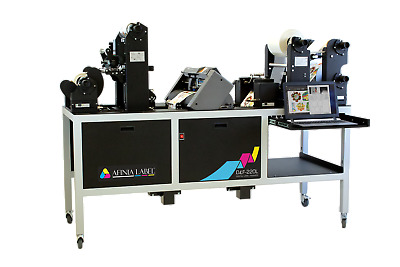 Afinia DLF 220L Digital color label press Bring your label converting in house