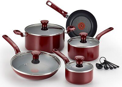 New Nonstick Dishwasher Oven Safe Cookware 14 Piece Pot Pan Stove