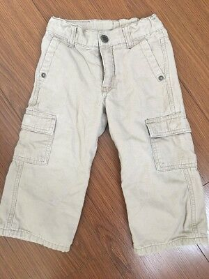 Janie And Jack Toddler Boys Pants 2T