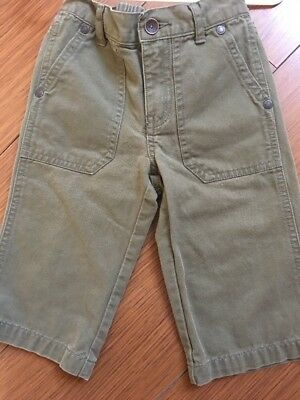 janie and jack Toddler Baby Boy Pants 12-18 Months