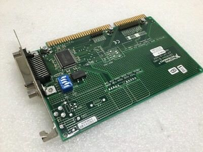 National Instruments IN AT-GPIB/TNT IEEE 488.2 ISA Interface Card