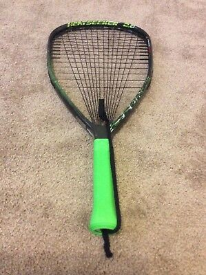 Racquetball Racquet: E-Force, HeatSeeker 2.0, 175Q, In Excellent Used Condition.