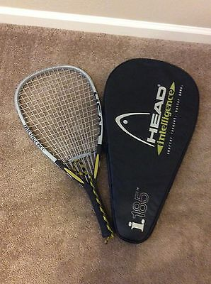 Racquetball Racquet: Head I185, in mint, used condition.......