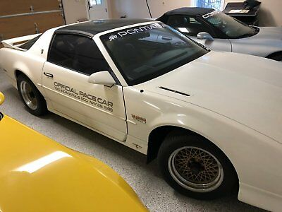 1989 Pontiac Trans Am Turbo Indy 1989 Pace Car