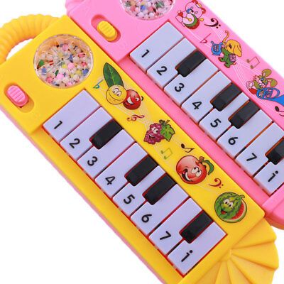 Baby Infant Toddler Kids Musical Piano Toys Early Educational Game For Girl Boy