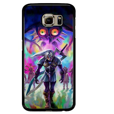 The Legend of Zelda Majora's Mask  cases // New iphone case samsung case lg case