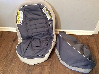 Graco SnugRide 35LX Click Connect Car Seat Replacement COVER & CANOPY