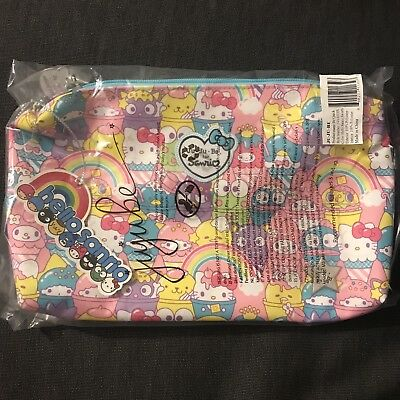 NWT in package JuJuBe Hello Sanrio Sweets Be Quick ju-ju-be diaper clutch