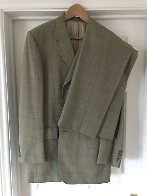 Goodwood Revival? Vintage Tweed Crombie Suit
