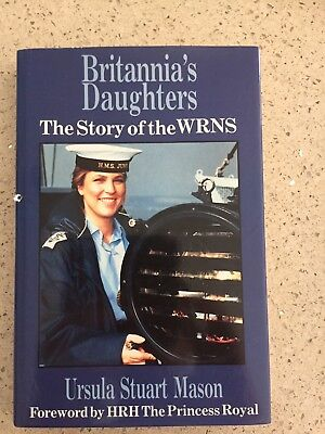Britannia's daughters- History Of Wrens, Author Signed Copy