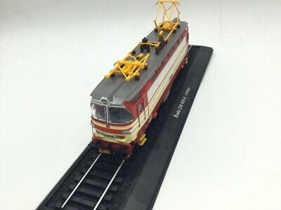 zug modell 1:87 HO scale train model - Rada 230 059-8 (1966) collection ATLAS