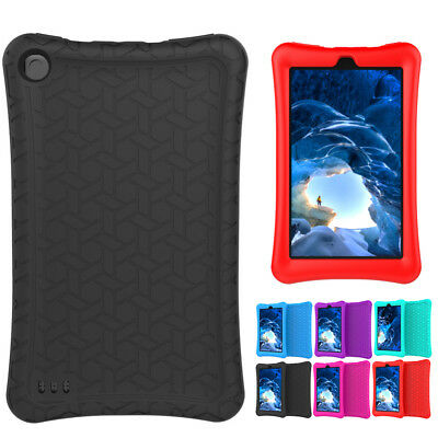 Light Silicone Case Cover Shockproof For Amazon Kindle All-New Fire 7 2017 7th