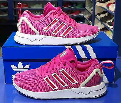 super popular 77372 3d437 Scarpe N 37 1 3 Uk 4 1 2 Adidas Zx Flux Adv K