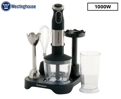 Westinghouse 1000W Stainless Steel Stick Mixer