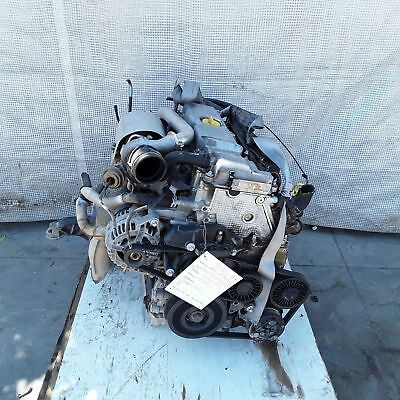 RICAMBI USATI MOTORE COMPLETO OPEL Astra G S. Wagon  2001 1995 Diesel Y20 190552