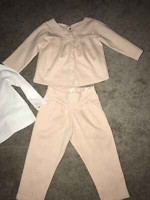 Chloe Jacket Top And Pants Size 18mths