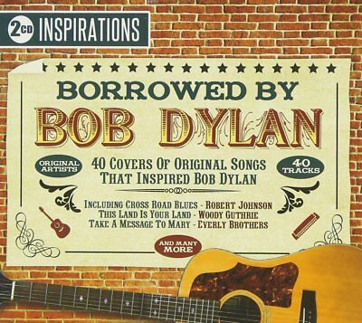 Bob Dylan -Inspirations 2CD SET - BRAND NEW SEALED original songs greatest hits