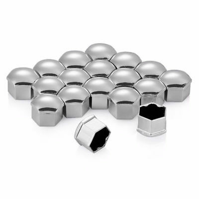 20+1 Alloy Wheel Nut Caps Bolt Covers for FORD FIESTA FOCUS KA new for All 19 mm