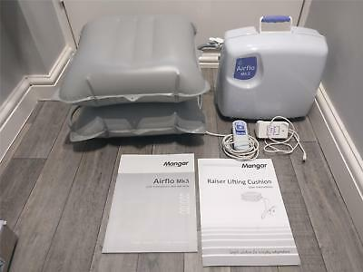 Mangar Airflo MK3 Raiser Lifter Cushion - 7 ref JW