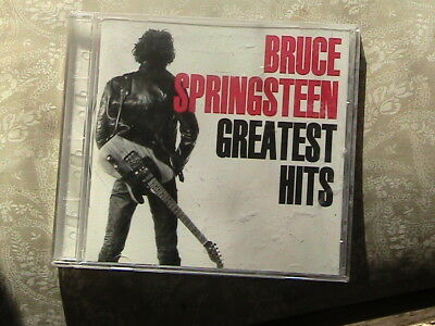 """Springsteen Bruce CD """"Greatest Hits"""" FREE SHIPPING!!!! International Welcome"""