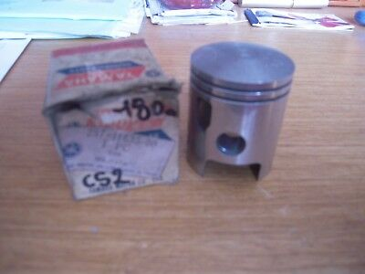 Piston Yamaha Ycs2 1968  +0,25