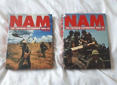 vietnam war magazine NAM volumes 1 and 2 complete