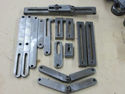 Workholding Table Locking Straps Sine Table Straps Used