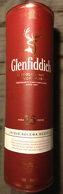 Glenfiddich Single Malt Scotch Whisky - Unique Solera Reerve - Box Only