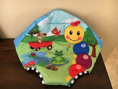 5b8bd7af9f7e BABY EINSTEIN MUSICAL Motion Jumperoo Fabric Spring Replacement Part ...