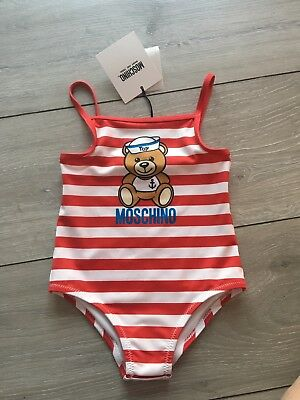 Moschino Swimsuit Baby Girl