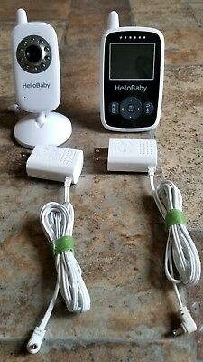4920f68750f HELLO BABY WIRELESS Video Baby Monitor with Digital Camera HB24 ...