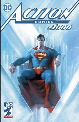 Action Comics #1000 Gabriele Dell'Otto Variant 9.6-9.8