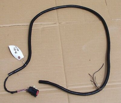 92 - 97 ford obs f250 f350 automatic e4od transmission wire harness 4x4 oem