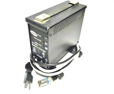 UPG 24V 8A Convection Cooled Charger Replacement For Quickie P-222