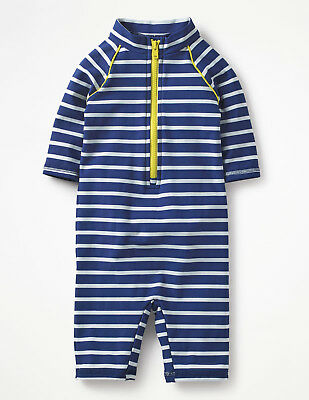 Boden Baby Surf Suit 12 - 18 M  UVA / UVB Protection Stripes BRANDNEW Sealed.