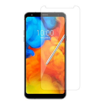 2-Pack Real Premium Tempered Glass Screen Protector For LG Q6 Q7 Q8 Q Stylus