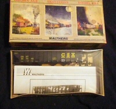 walthers 100 ton hopper #347342 CSX (unopened)